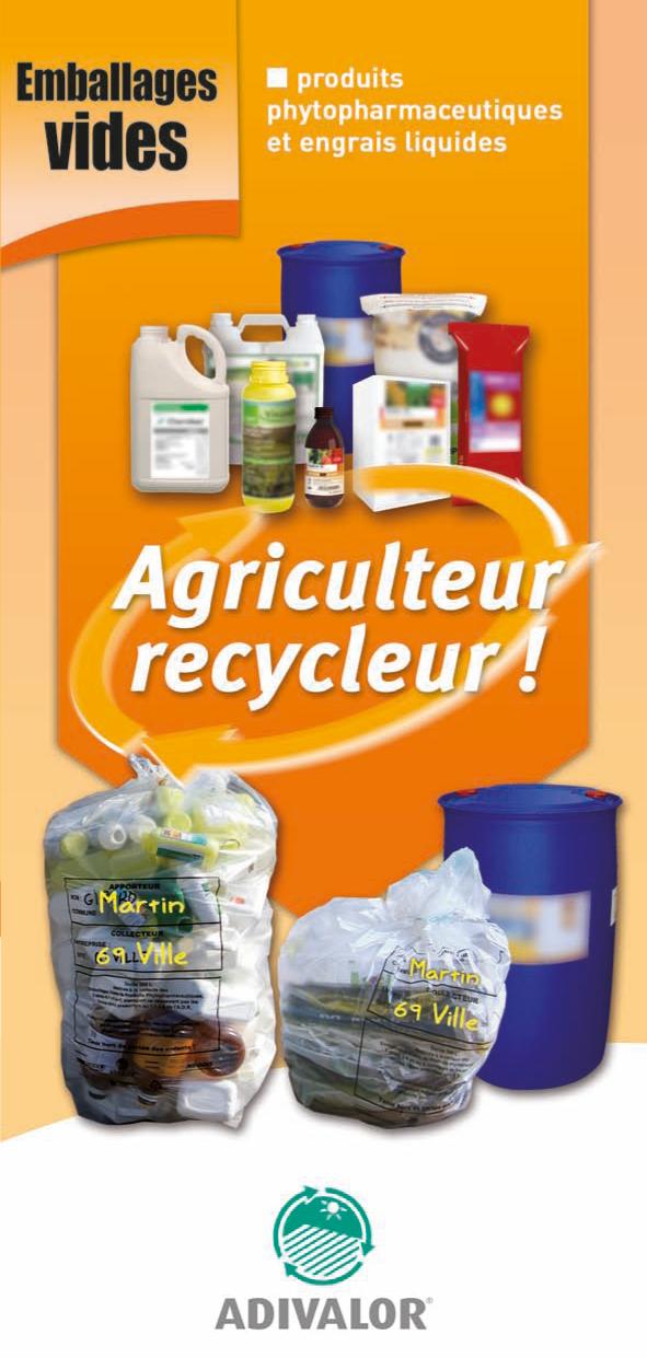 Gerer les Produits Phytosanitaires Non Utilisables (PPNU)